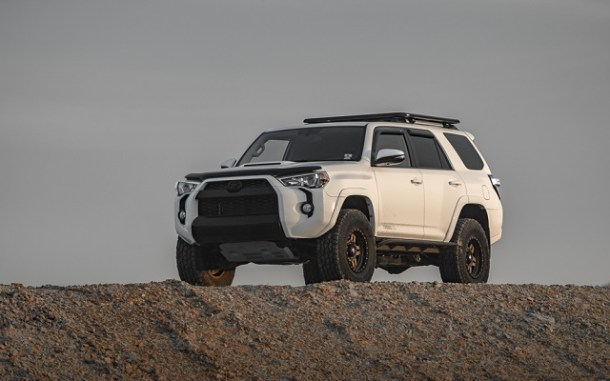 2022 Toyota 4Runner 6th Generation