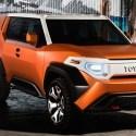 2020 Toyota FT-4X main