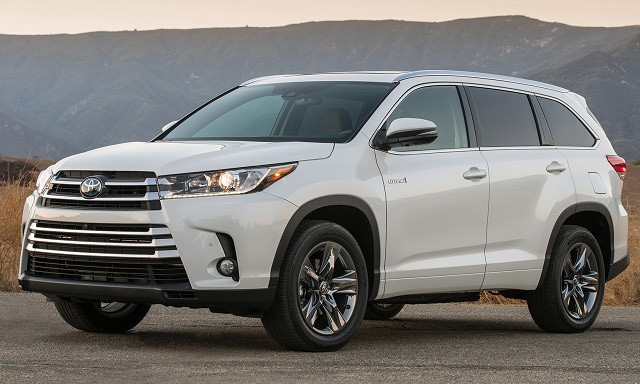 2019 Toyota Highlander Colors And Price 2020 Suvs And Trucks