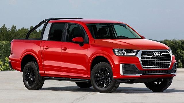 Audi Pickup Truck 2019