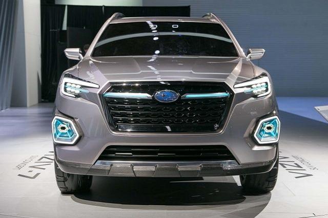 Subaru Baja front
