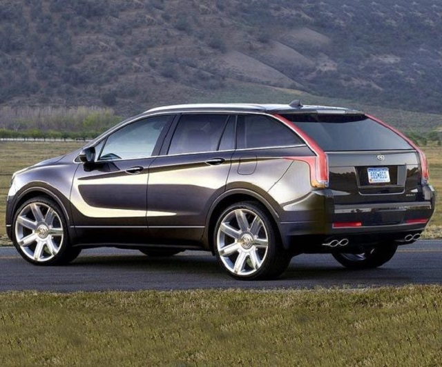 2019 Cadillac Xt7 Will Be A New Flagship Model 2020 Suvs And Trucks