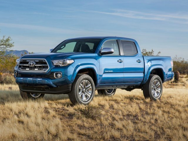 2019 Diesel Tacoma TRD Pro