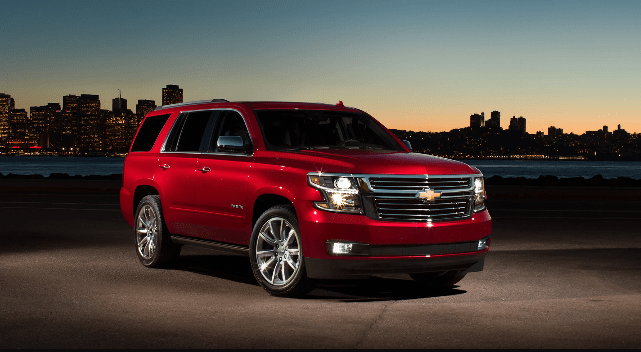 2020 Chevy Tahoe Redesign