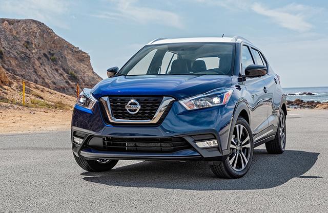 2020 Nissan Kicks Redesign