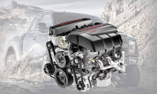 Ford 7.0 V8 specs