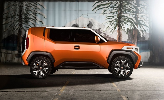 Toyota FT-4X release date styling