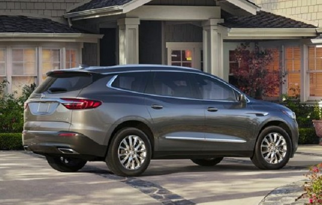 2020 Buick Enclave Release Date