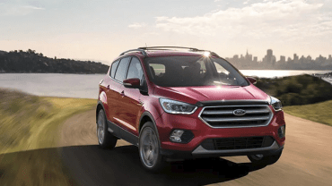 2020 Ford Escape Release Date