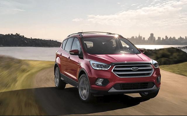 2020 Ford Escape Release Date