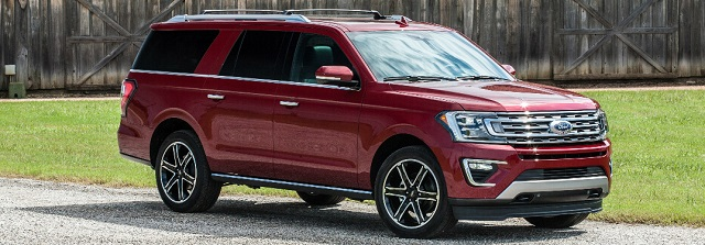 2020 Ford Expedition towing capacity