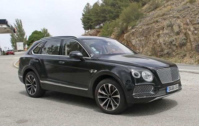 2020 Bentley Bentayga price