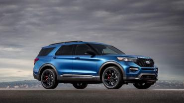 2020 Ford Explorer ST specs
