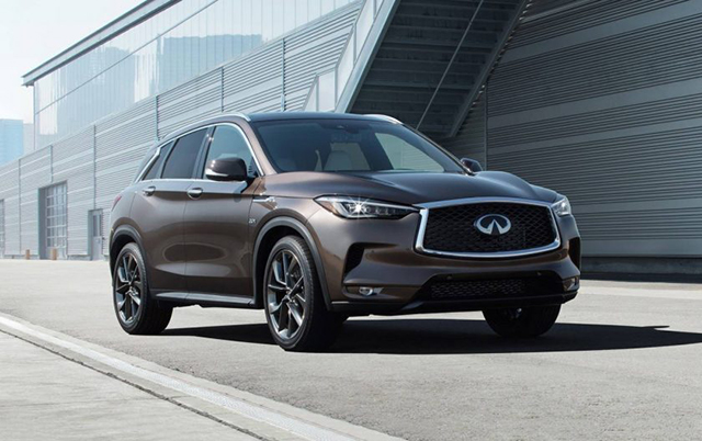 2020-Infiniti-QX50-Changes