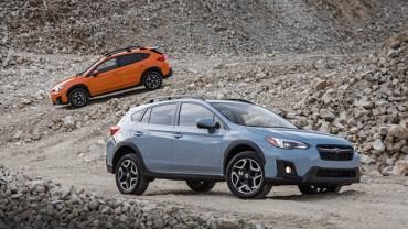 2020-Subaru Crosstrek Hybrid Exterior