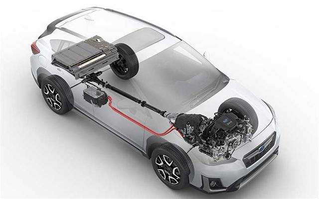 2020 Subaru Crosstrek Hybrid and PHEV