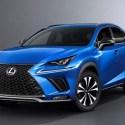2020 Lexus NX Redesign