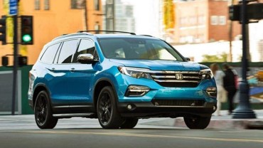 2020 Honda Pilot Hybrid Changes