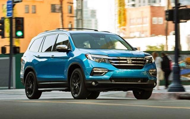 2020 Honda Pilot Hybrid Changes