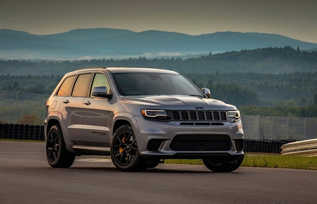 2020 Jeep Grand Wagoneer Limited