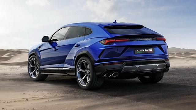 2020 Lamborghini Urus Specs