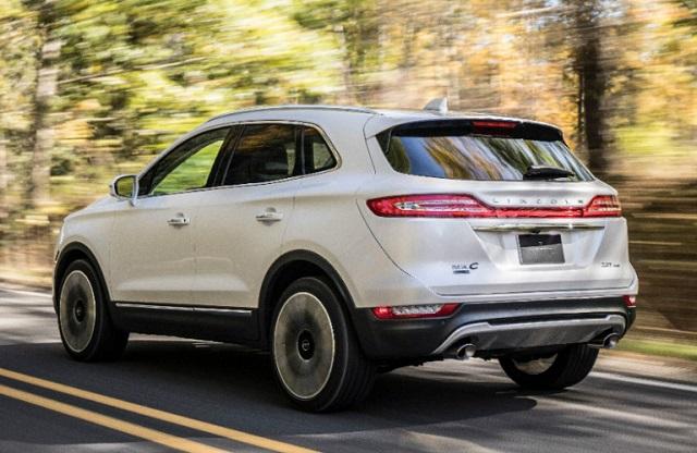 2020 Lincoln MKC release date
