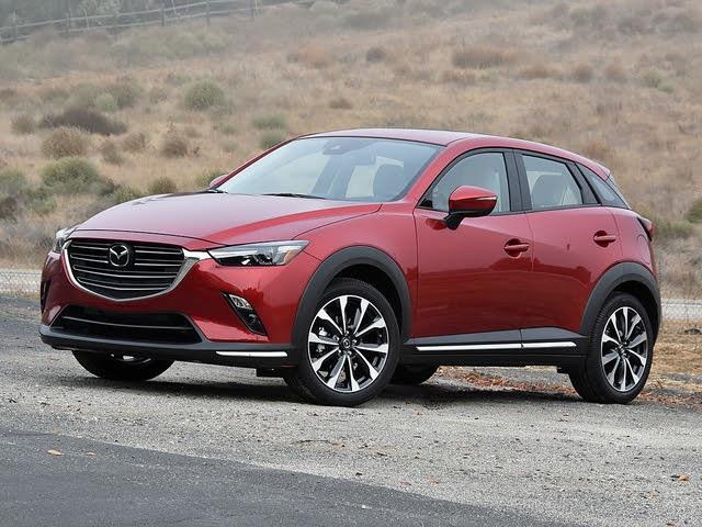 2020 Mazda CX-3 Price