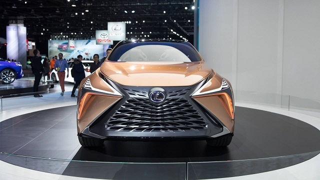 Lexus Performance SUV