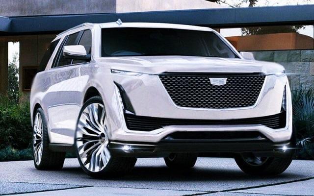 2021 Cadillac Escalade Redesign Details - 2020 - 2021 SUVs Price