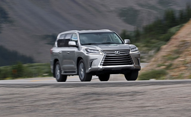 2021 lexus lx 570 changes redesign release date  2020
