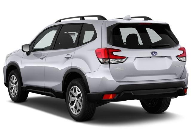 2020 Subaru Forester Base Model