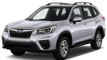 2020 Subaru Forester changes
