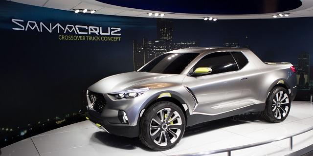 2021 Hyundai Santa Cruz