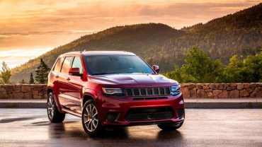 2021 Jeep Grand Cherokee Redesign Front