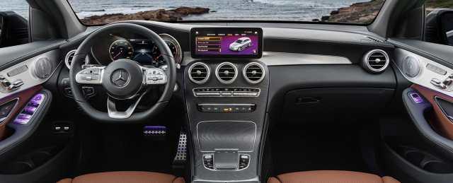 2021 Mercedes-Benz GLC Interior