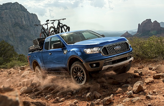 2021 Ford Ranger Raptor