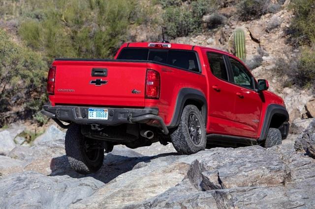 2021 Chevy Colorado Diesel Price