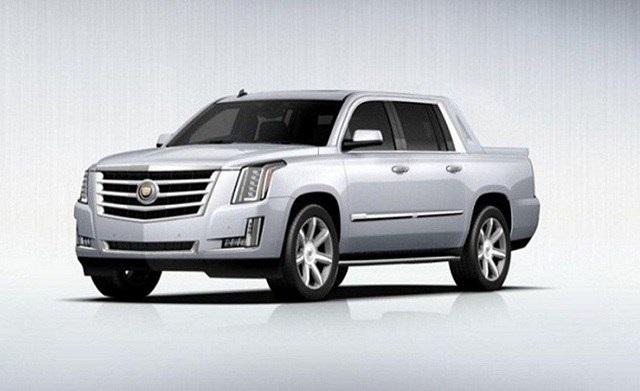 2021 Cadillac Escalade EXT Second Generation
