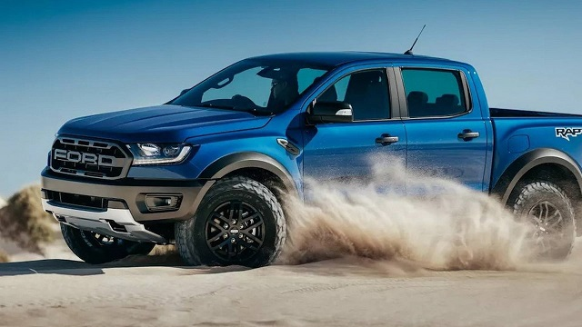 2020 Ford Ranger Raptor Engine