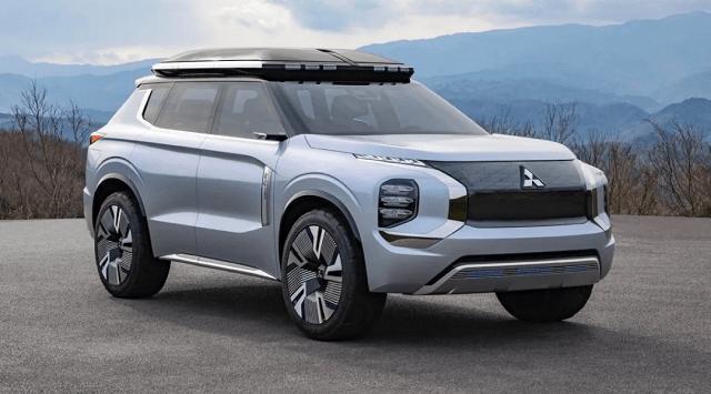 Mitsubishi Engelberg Concept