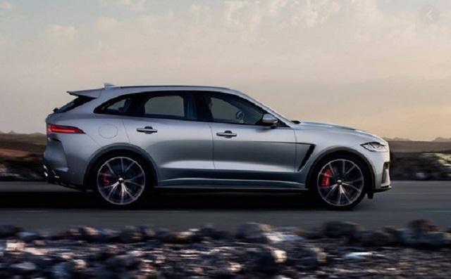 2021 Jaguar J-Pace release Date