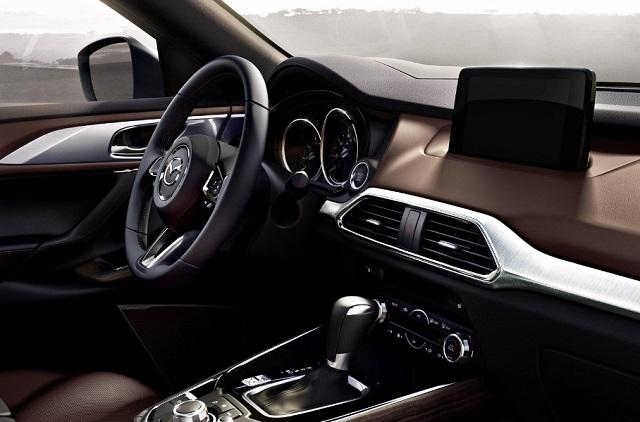 2021 Mazda CX-5 Interior Render