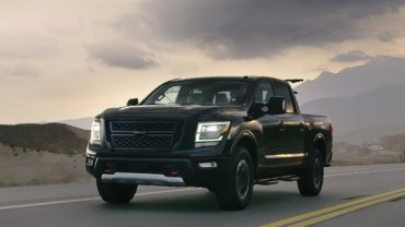 2021 Nissan Titan Engine Options