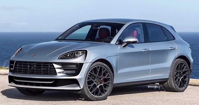2021 Porsche Macan EV