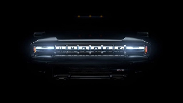 2022 GMC Hummer