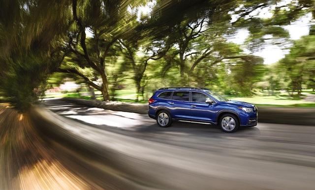 new 2022 Subaru Ascent