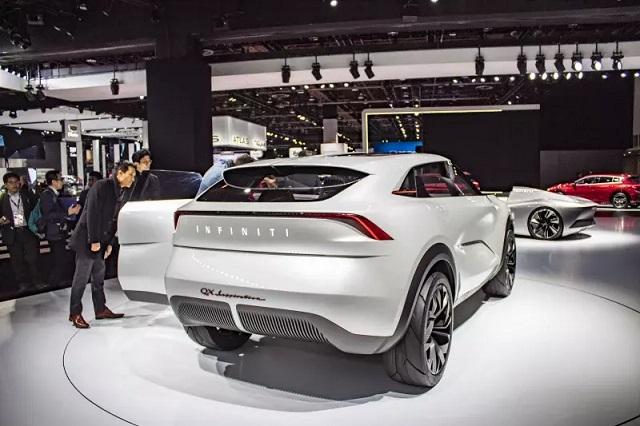 2021 Infiniti QX70 concept