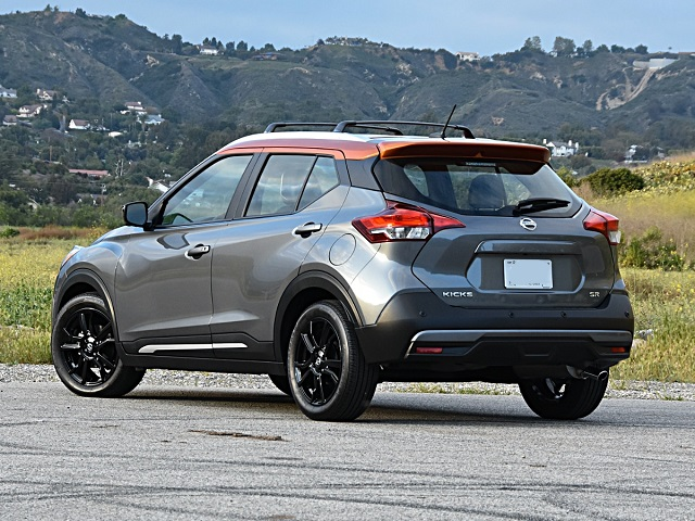 2021 Nissan Kicks facelift