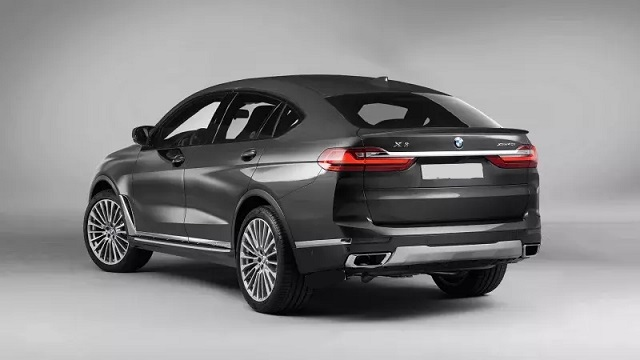 2021 BMW X8 release date