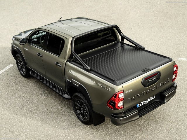 2022 Toyota Hilux invincible